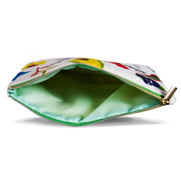 Cosmetic inside bag